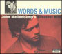 John Mellencamp - Words and Music